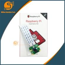 Новое поступление Raspberry Pi Камера V2 плате модуля 8MP камера видео 1080 P 720 P официальный камера для Raspberry Pi 3