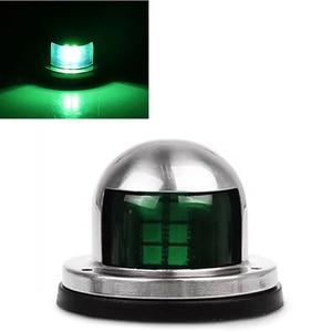 Image 4 - 1 çift Kırmızı Yeşil Liman Sancak Işık LED navigasyon ışığı 12 V tekne Yat