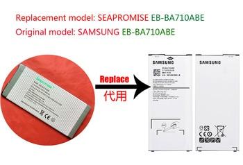Wholesale 10PCS/LOT battery EB-BA710ABE for Galaxy A7 2016 Duos SM-A710,SM-A7100,SM-A7108,SM-A710F/DS,SM-A710K,SM-A710L фото