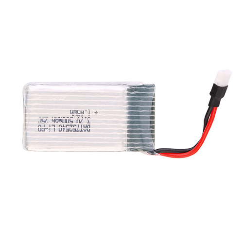 Image 4 - 3.7V 500mAh 25C Lipo Battery Spare Parts for Syma X5 X5C H5C X5SC X5A RC Quadcopter  92M6-in Parts & Accessories from Toys & Hobbies