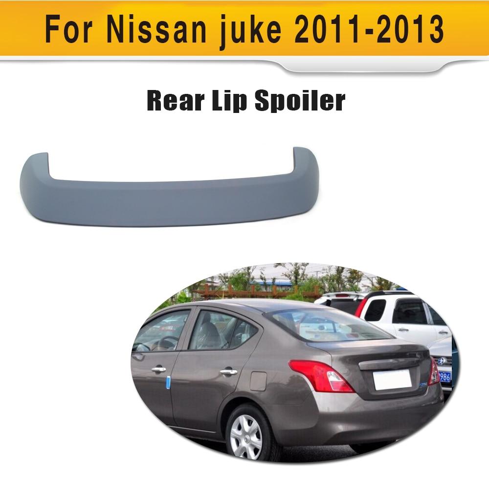 ABS Car Roof Wing Lip Spoiler For Nissan Juke 2011 2013