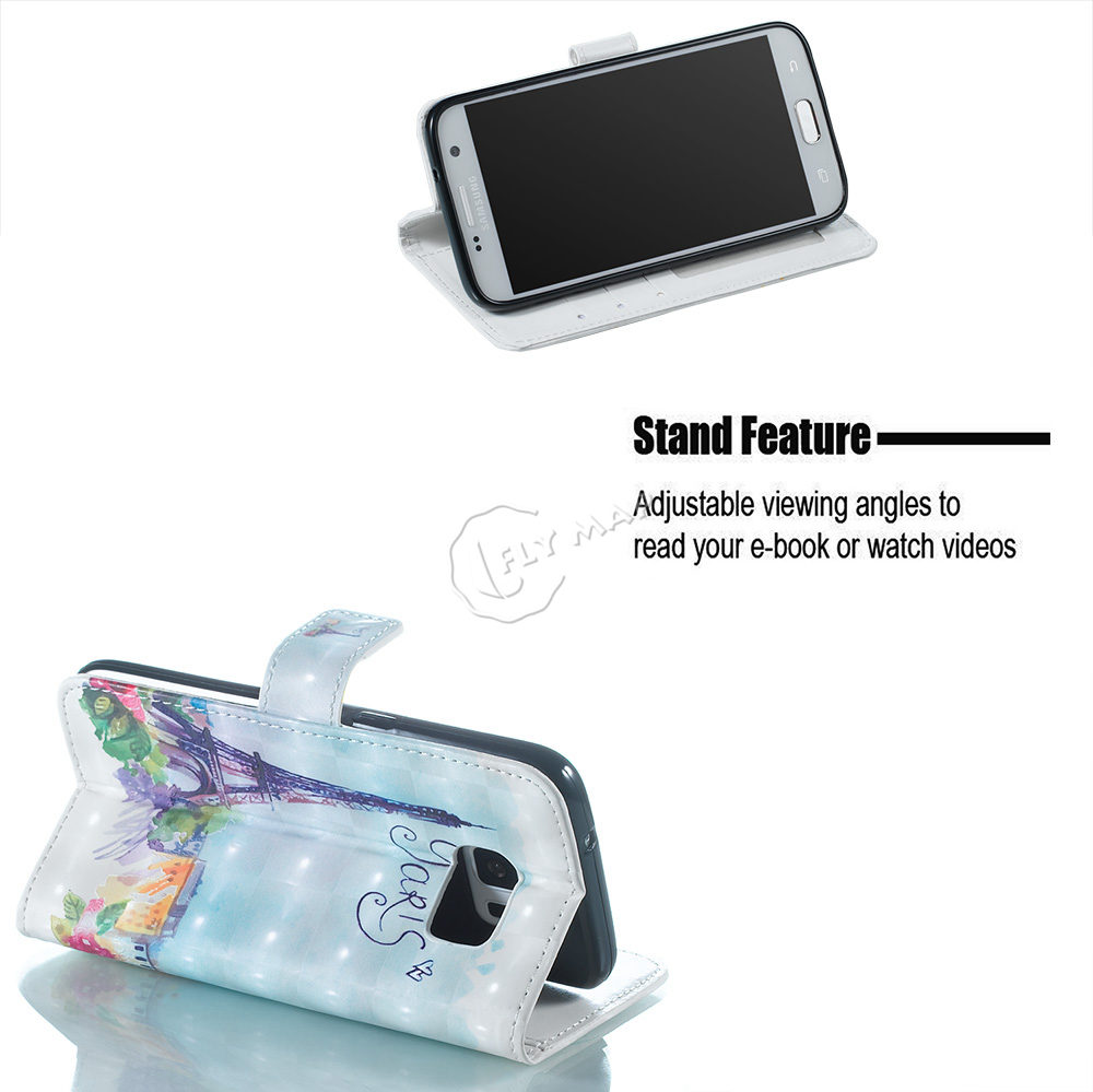 3d Case For Samsung Galaxy S7 7s Sm G930f Sm G930fd Cartoon