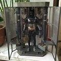 Depósito de armas de Armas juguetes Leyenda 1:6 Batman hangar/DX12 armor Películas Figuras de Acción Juguetes con Luz Para Niños Niños Brinquedos