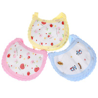 10peices Lots Baby Saliva Pockets Neonatal Tweezers Bibs Bibs Baby With Alice Teeth Trumpet Towel Trumpet