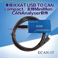 USBCAN IXXAT IXXAT USB PARA CAN COMPACTA linha de download de depuração de Download ECAN IT|Sensores ABS| |  -