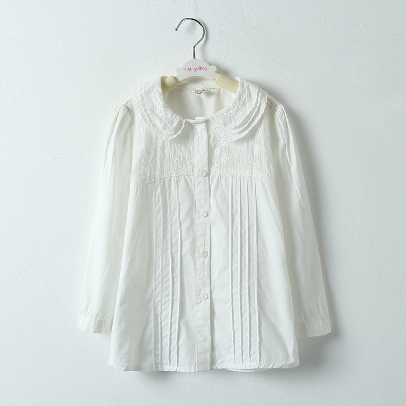 Compare Prices on Lace Blouse for Girls- Online Shopping/Buy Low ...