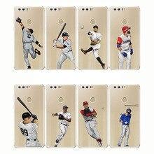 baseball cartoon Bryce Harper soft silicone phone cases cover Capinha Coque fundas capa for Huawei Mate 20 10 9 lite Honor