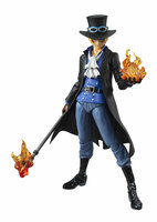 Anime Figure 18 CM One Piece Sabo Moveable PVC Action Figure Collectible Model Toy Doll Model