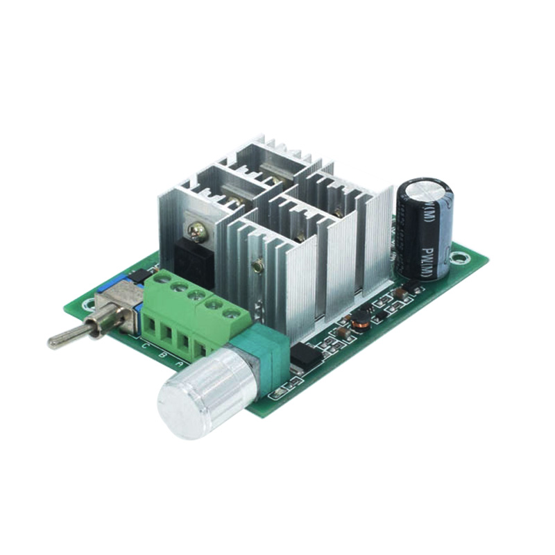 BLDC trifásico sin escobillas sin sensores del motor controlador BL02 15A ventilador violento modulación DC5V6V9V12V36V avance y retroceso