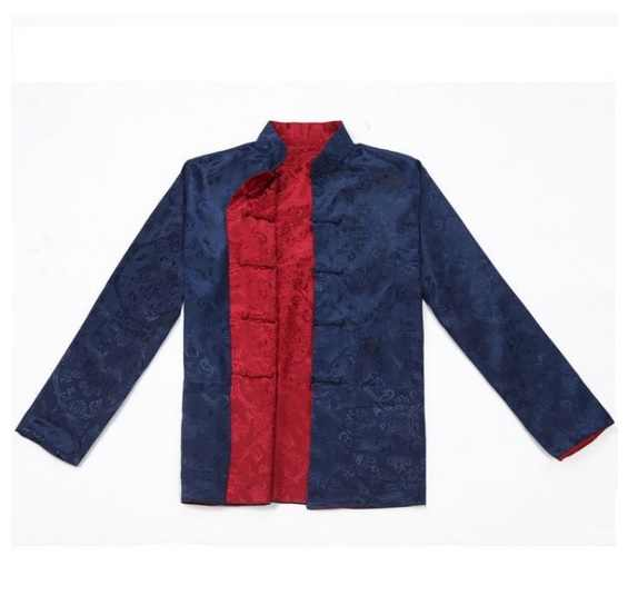 Traditionele Chinese Kleding Shirts Traditionele Chinese Mannelijke Kleding Traditionele Chinese Kleding Mannen Oosterse Heren Kleding