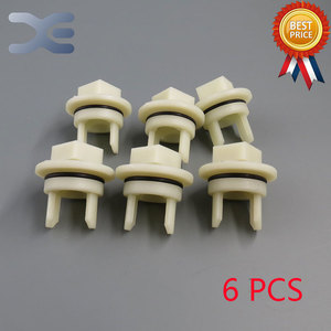 6PCS Household Electric Meat Grinder Spare Parts Mincer Gear Food Processor Sleeve Screw 418076 for Bosch Mum Siemens Beko(China)