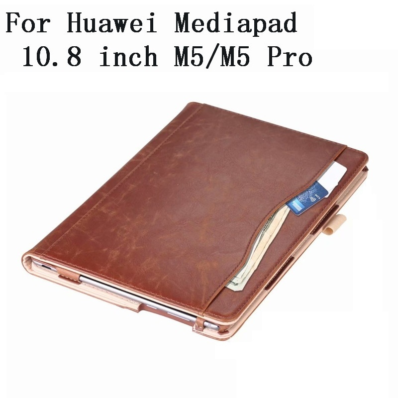 With Card Slot Cover Ultra Slim Case For Huawei Mediapad M5 10.8