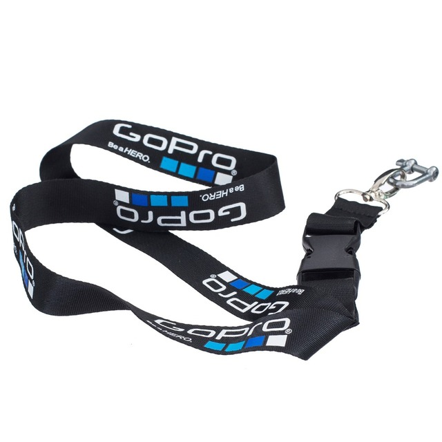 Accessories Neck Strap Lanyard Sling with Quick-released Buckle for GoPro 6 5 5s 4 3+ 3 2 1 Action sports Camera