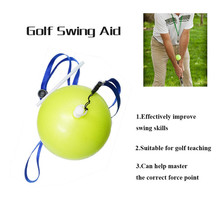 New Golf Swing Aid Smart Inflatable Ball Golf Swing Trainer