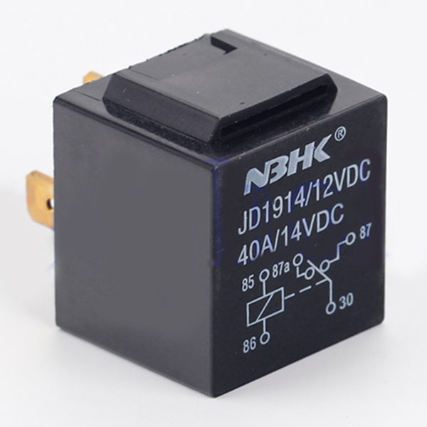 1 Piece Hot 40A 12V 5 prong Car Relay With Wiring Harness Socket Car ...