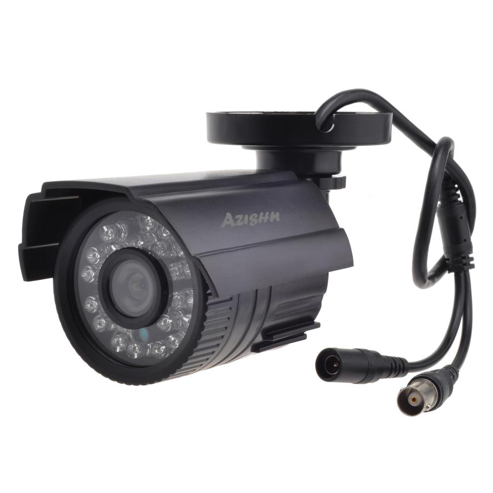 HTB1gUaDN4TpK1RjSZR0q6zEwXXai AZISHN CCTV Camera 800TVL/1000TVL IR Cut Filter 24 Hour Day/Night Vision Video Outdoor Waterproof IR Bullet Surveillance Camera