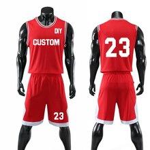 34b5ac5e48d71 Nombre personalizado + número niños y adultos Universidad baloncesto  camisetas EE. UU. Throwback baloncesto