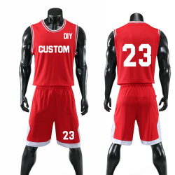 Custom Name + Number Kids & Adult College Basketball Jerseys USA Throwback Basketball Jersey Youth Cheap Basketball Uniforms Ses