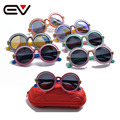 2016 New Children Polarized Sunglasses Kids Designer Sport Shades For Girls Boys Goggle Baby Oculos Infantil EV1223