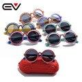 2016 Nuevos Niños gafas de Sol Polarizadas Niños Deporte Diseñador Shades Para Niñas niños Gafas Oculos Infantil Del Bebé EV1223