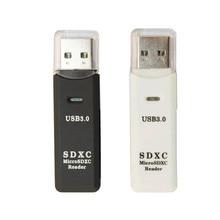 USB 3.0 Card Reader Multi в 1 Tf/SD Карты 32/64/256 ГБ и т. д.. (оставить Сообщение в заказ для Цвета При Покупке Кард-Ридер)