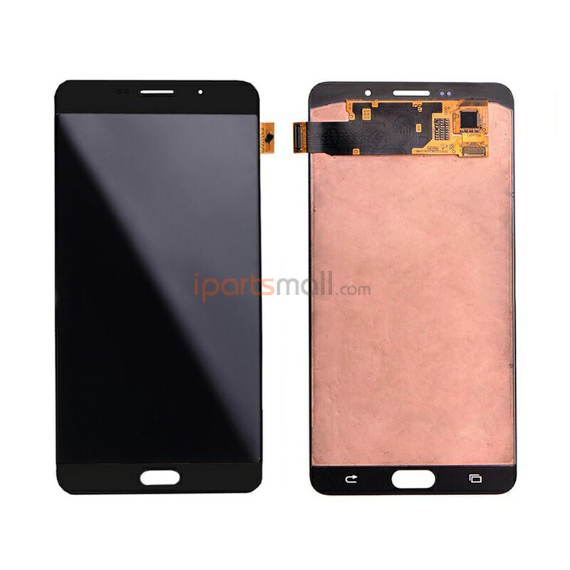 Original Genuine Black White LCD Screen Display And Touch Digitizer Assembly For Samsung Galaxy A9 A9000 Shipped By DHL EMS кассета shimano alivio hg500 10 скоростей 11 34 icshg50010134