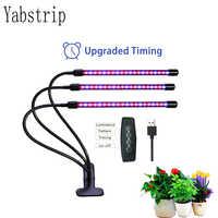 Yabstrip LED Wachsen Licht 5V USB led Anlage lampen Gesamte Spektrum Phyto Lampe Für indoor Gemüse Blume sämling fitolampy