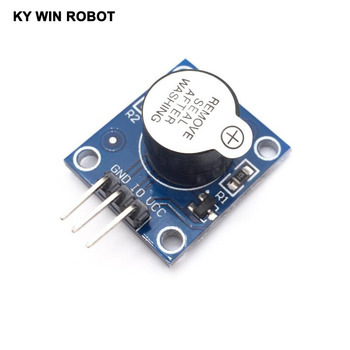 цена на Keyes Active Speaker Buzzer Module for Arduino works with Official Arduino Boards