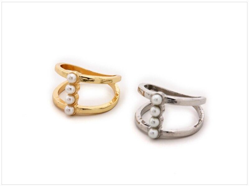 Pearl Rings (2)