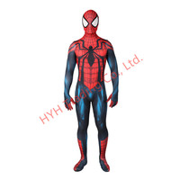 The Scarlet Spider Man Cosplay Costumes Ben Reilly Spiderman Suits Jumpsuits Event Ball Costumes Adult Kids