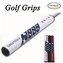 Гольф рукоятка клюшек 2,0 рукоятка короткой клюшки для гольфа из искусственной кожи ручка для гольфа Нескользящая ручка для гольфа цельнокроеное платье