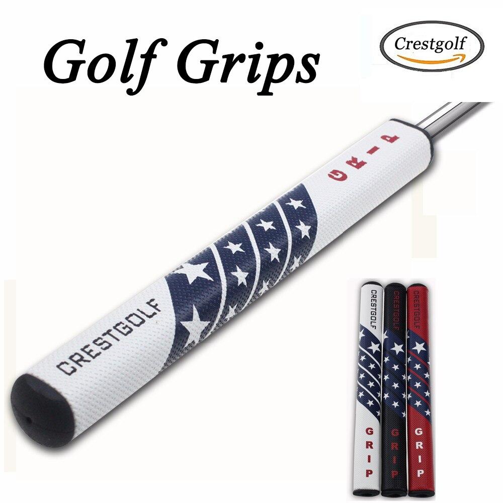 2018 nouvelle poignée de Golf 2.0 poignée de Putter de Golf PU poignée de Golf antidérapante poignée de Golf 1 pièce