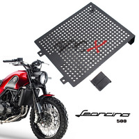 2016 2017 motorcycle 304 radiator grid Suitable for Benelli Leoncino 500 LeonineX grid shield protective cover fuel tank protect