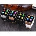 Smart watch lg128 wearable smartwatch com nfc, suporte Cartão SIM Câmera 1.3mp Captura Remota Sono Monitor de relógio de Pulso