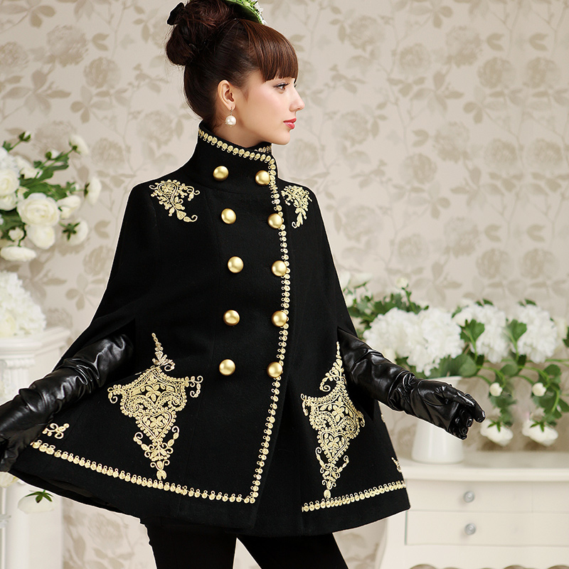 manteau femme original chaud