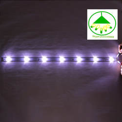 Для 8 шт./лот мм 615 мм 7 лампа 100% дюймов новый 32 дюймов ЖК дисплей ТВ Универсальный свет бар lehua skyworth kangjia changhong светодио дный LED подсветка бар