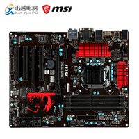 MSI B75A G43 настольных игр материнской B75 разъем LGA 1155 i3 i5 i7 DDR3 32 г SATA3 USB3.0 ATX