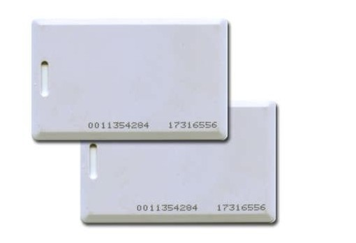 RF proximity EM card with 125kHz,1.8mm thick card,used in access control / time attendance/ car park +min:10pcs