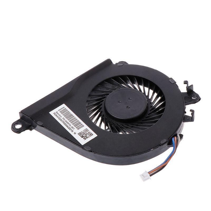 New 858970-001 HP Omen 15-AX 15-AX030TX 15-AX033DX 15-AX020TX Cpu Cooling Fan