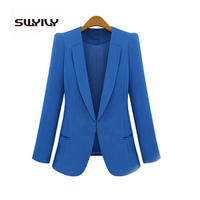 Fashion Street Jackets Women 2014 Spring Slim Faux Two Piece With A Hood Outerwear Patchwork Blazer