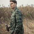 AK Marca de CLUB de Campo Chaqueta Estilo Militar M65 Camuflaje Tigre Campo de Batalla Ejército CAMO Jacket Outwear Hombres de la Chaqueta de Algodón 1504093