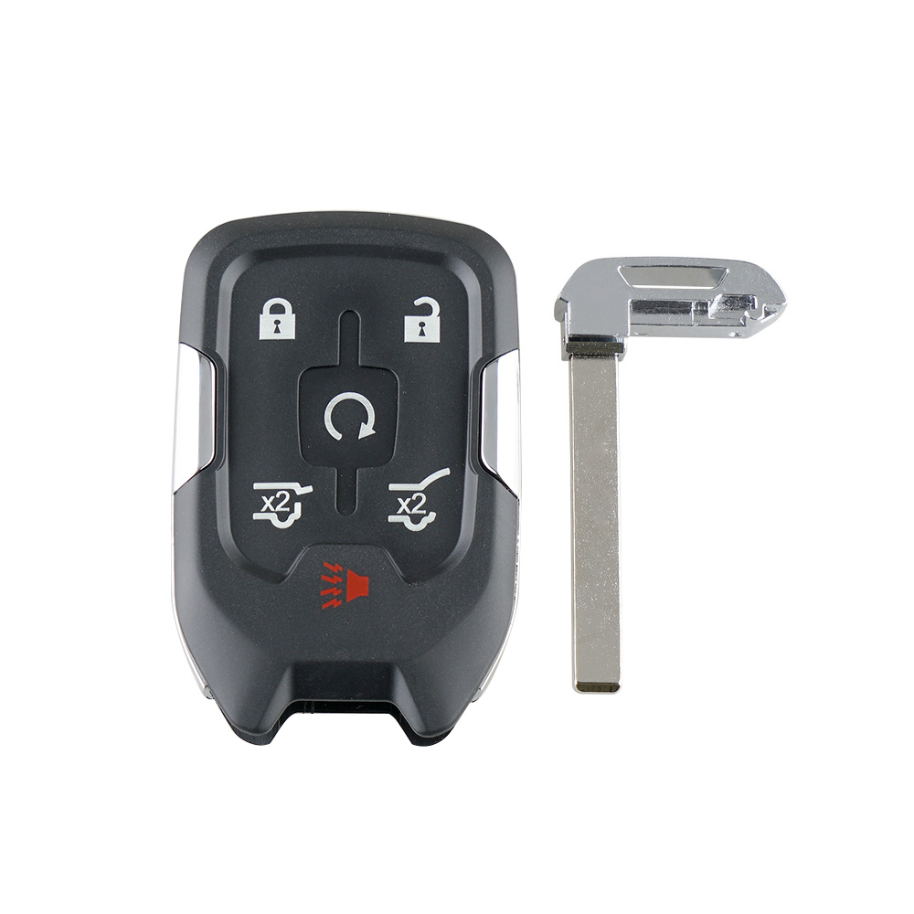 Auto Key Case Remote Key Case 6 Button For Chevrolet Suburban Tahoe GMC Yukon XL 2015 Car Accessories