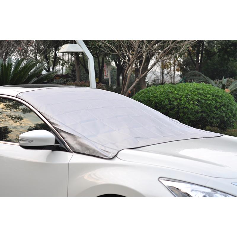 Автомобильный солнцезащитный козырек kayme магнитная защита