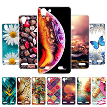 все цены на 3D DIY Soft Silicone Case For Lenovo K5 K5 Plus Case Coque For Lenovo Vibe Lemon 3 K32C36 A6020 Cover Painted Case Cover Fundas онлайн