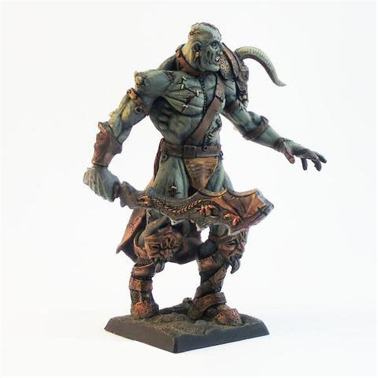 1/24 75mm Resin figures resin kit model ferocious giant Champion unpainted and unassembled Free shipping R36G 1 10 bust resin model kit young soldier 1944 figures model unpainted and unassembled free shipping 92dd
