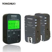 2 unids yongnuo yn622n ii + yn622n-tx i-ttl transceptor disparador de flash inalámbrico para nikon cámara de yongnuo yn565 yn568 yn685 flash