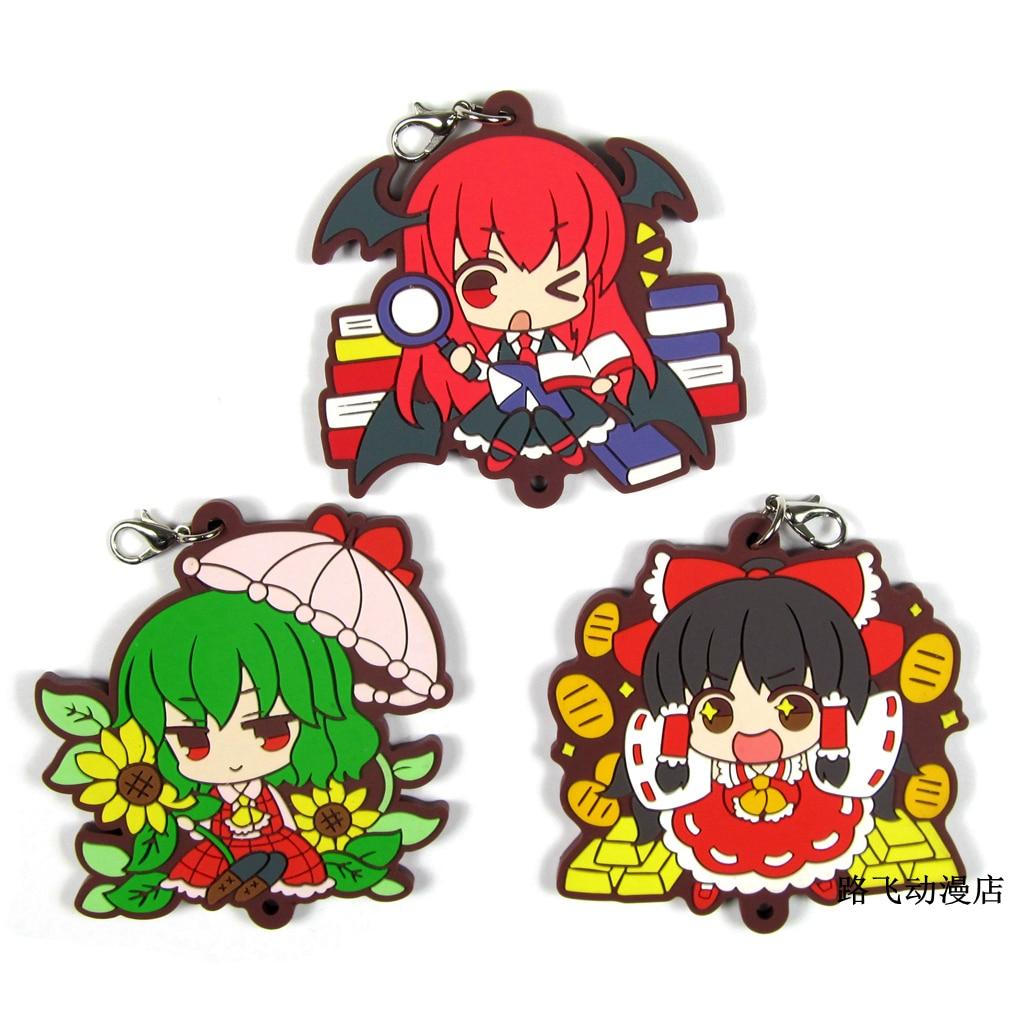 Lolita Project Kazami Yuuka Anime Cosplay Green Curly Hair wig+wig cap