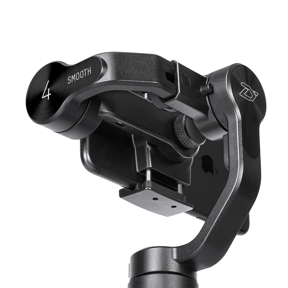 Image 5 - ZHIYUN Official Smooth 4 3 Axis Handheld Gimbal Stabilizer for Smartphone iPhone X 8 Plus 7 6 SE Samsung Galaxy S9,8,7,6-in Handheld Gimbals from Consumer Electronics