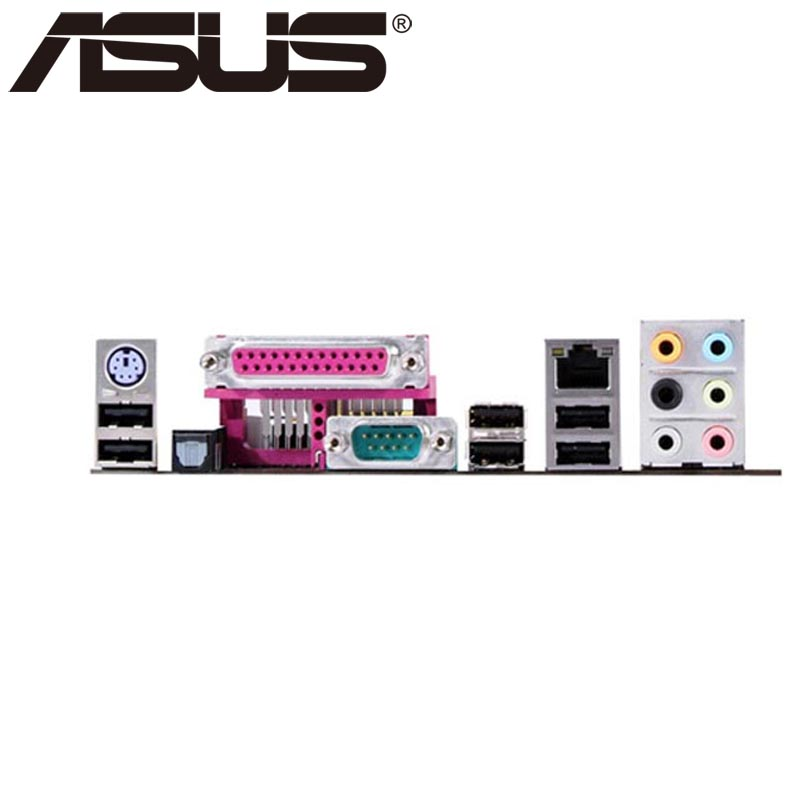 US $39 99 |Asus P5QL/EPU Desktop Motherboard P43 Socket LGA 775 Q8200 Q8300  DDR2 16G ATX UEFI BIOS Original Used Mainboard On Sale-in Motherboards