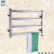 ARE Heated toallero accesorios de baño toallero Acero inoxidable calentador de toallas eléctrico secador, estante de baño TW RT2